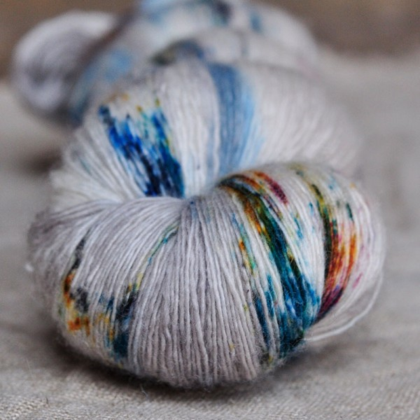 GarnStories Merino Singles Lace - Bunter Hund #12 - sold out!