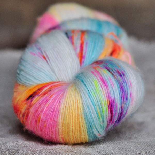 GarnStories Merino Singles Lace - Sushi mit Belushi - sold out!