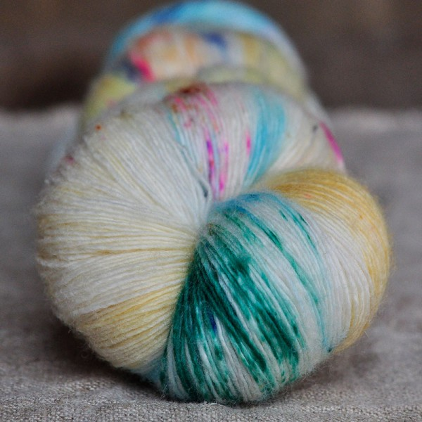 GarnStories Merino Singles Lace - Bunter Hund #25 - sold out!