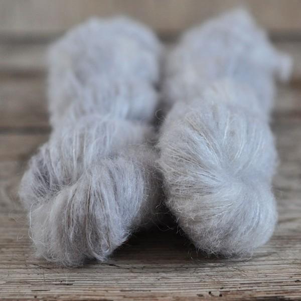 GarnStories Suri Alpaca Flaum - Salt