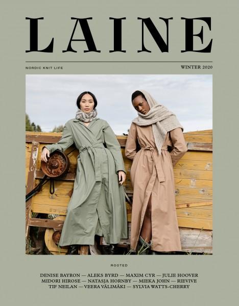 LAINE MAGAZINE 10 - ROOTED