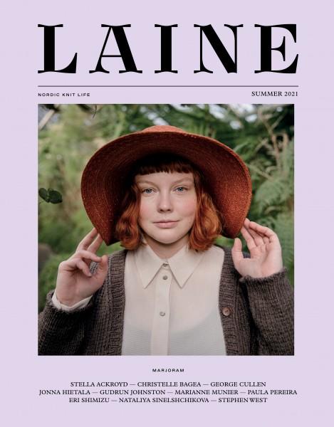 LAINE MAGAZINE 11 - MARJORAM