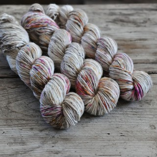 GarnStories Reggae Alpaca (non superwash) - Driftwood